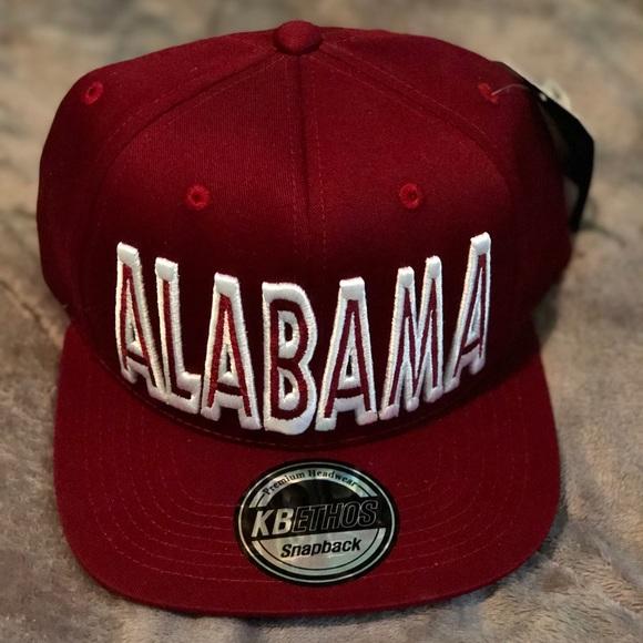 c0a63de36f0 Alabama SnapBack. NWT. kbethos